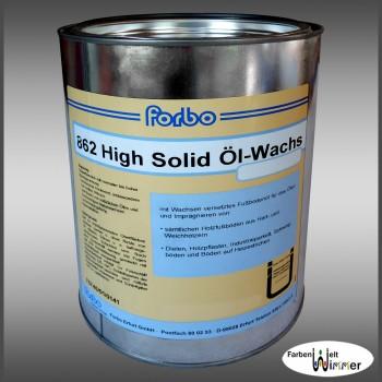 Forbo 862 High Solid Öl-Wachs - 2,5L