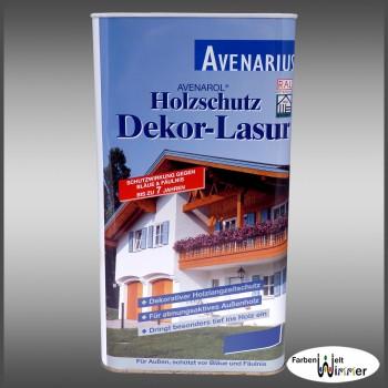 Avenarius Holzschutz Dekor-Lasur
