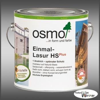 OSMO Einmal-Lasur HS Plus