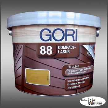 GORI 88 Compact-Lasur - 5L (9900 Farblos)