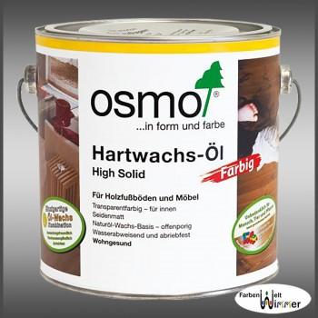 Osmo Hartwachs-Öl Farbig
