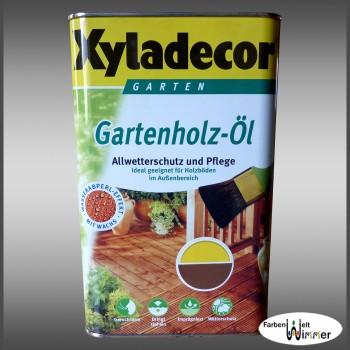Xyladecor Gartenholz-Öl