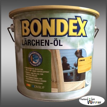 Bondex Lärchen-Öl - 750ml (7122 Lärche)
