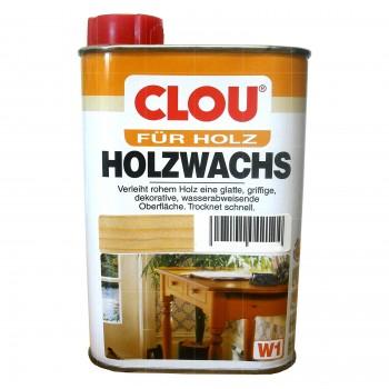 Clou Holzwachs W1 - 250ml (farblos)
