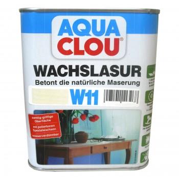 Aqua Clou Wachslasur W11