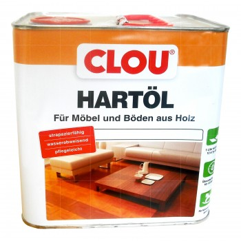 Clou Hartöl - 250ml (Farblos)