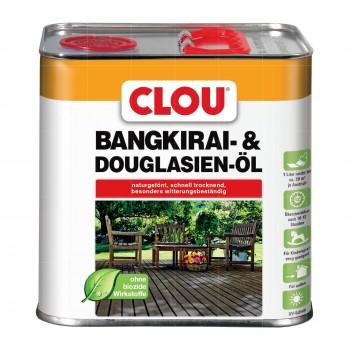 Clou Bangkirai- & Douglasien-Öl - 750ml