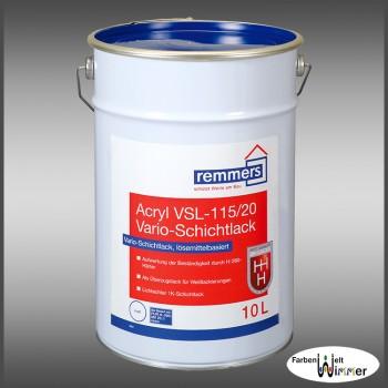 Remmers Acryl VSL-115 Vario-Schichtlack
