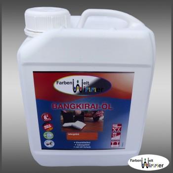 FarbenWelt Wimmer Bangkirai-Öl