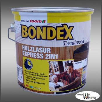 farbenwelt wimmer bondex holzlasur express 2in1. Black Bedroom Furniture Sets. Home Design Ideas