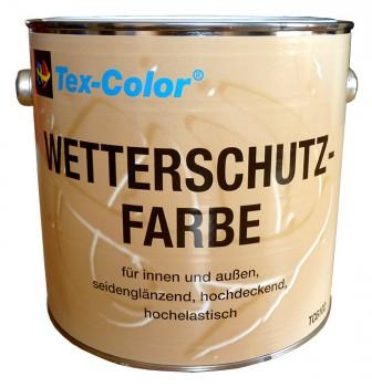 Tex-Color Wetterschutzfarbe