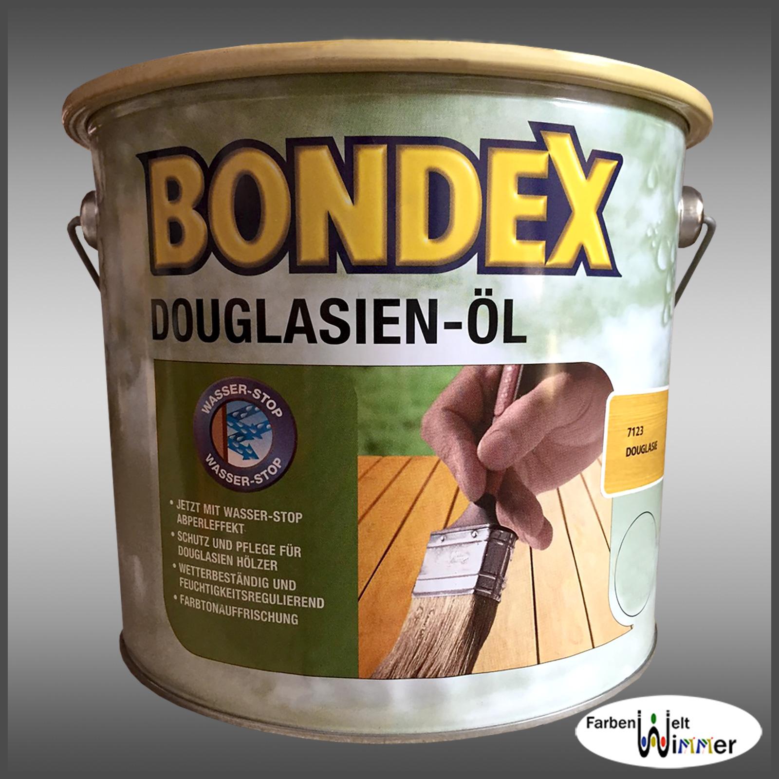 farbenwelt wimmer bondex douglasien l 2 5l 7123 douglasie. Black Bedroom Furniture Sets. Home Design Ideas