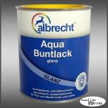 Albrecht Aqua Buntlack Glanz