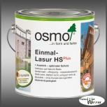 OSMO Einmal-Lasur HS Plus - 750ml (9212 Silber-Pappel)