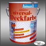 Avenarius Universal-Deckfarbe - 2,5L (Cremeweiß)
