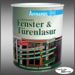 Avenarius Fenster & Türenlasur - 2,5L (Pinie)