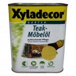 Xyladecor Teak-Möbelöl - 750ml (Farblos)