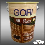 GORI 40 Holzlasur 2in1 - 750ml (7802 Kiefer)