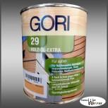 Gori 29 Holz-Öl Extra - 5L (Bangkirai)