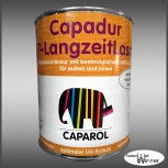 Caparol Capadur F7-LangzeitLasur - 2,5L (Weiß)