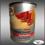 Glasurit Klarlack Unisiegel Kunstharzbasis