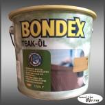Bondex Teak-Öl - 2,5L (7059 Teak)