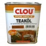 Clou Teaköl - 750ml (Farblos)