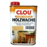 Clou Holzwachs W1 - 750ml (farblos)