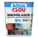 Aqua Clou Wachslasur W11 - 750ml (farblos)