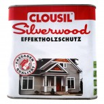 Clousil Silverwood Effektholzschutz - 2,5L (Eiche classic Nr.11)