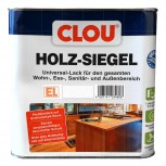 Clou Holz-Siegel EL - 250ml (matt)