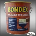 Bondex Holzlasur für aussen - 2,5L (668 Mahagoni)
